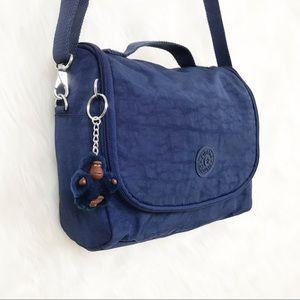 Kipling Lunch Bag Navy OS